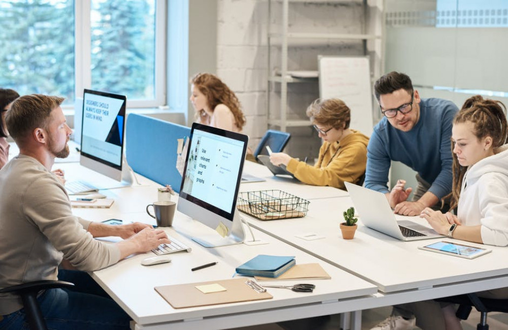 Drie tips voor een geslaagde kantoorinrichting